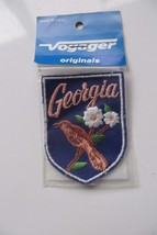State Of Georgia,In Package Voyager Memorabilia Collectible Souvenir Patch - $8.56