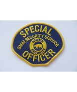 Special Officer,SMAI Security service, private security company patch - $14.25