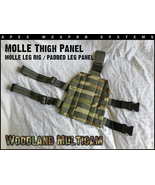 Molle thigh panel woodland main thumbtall