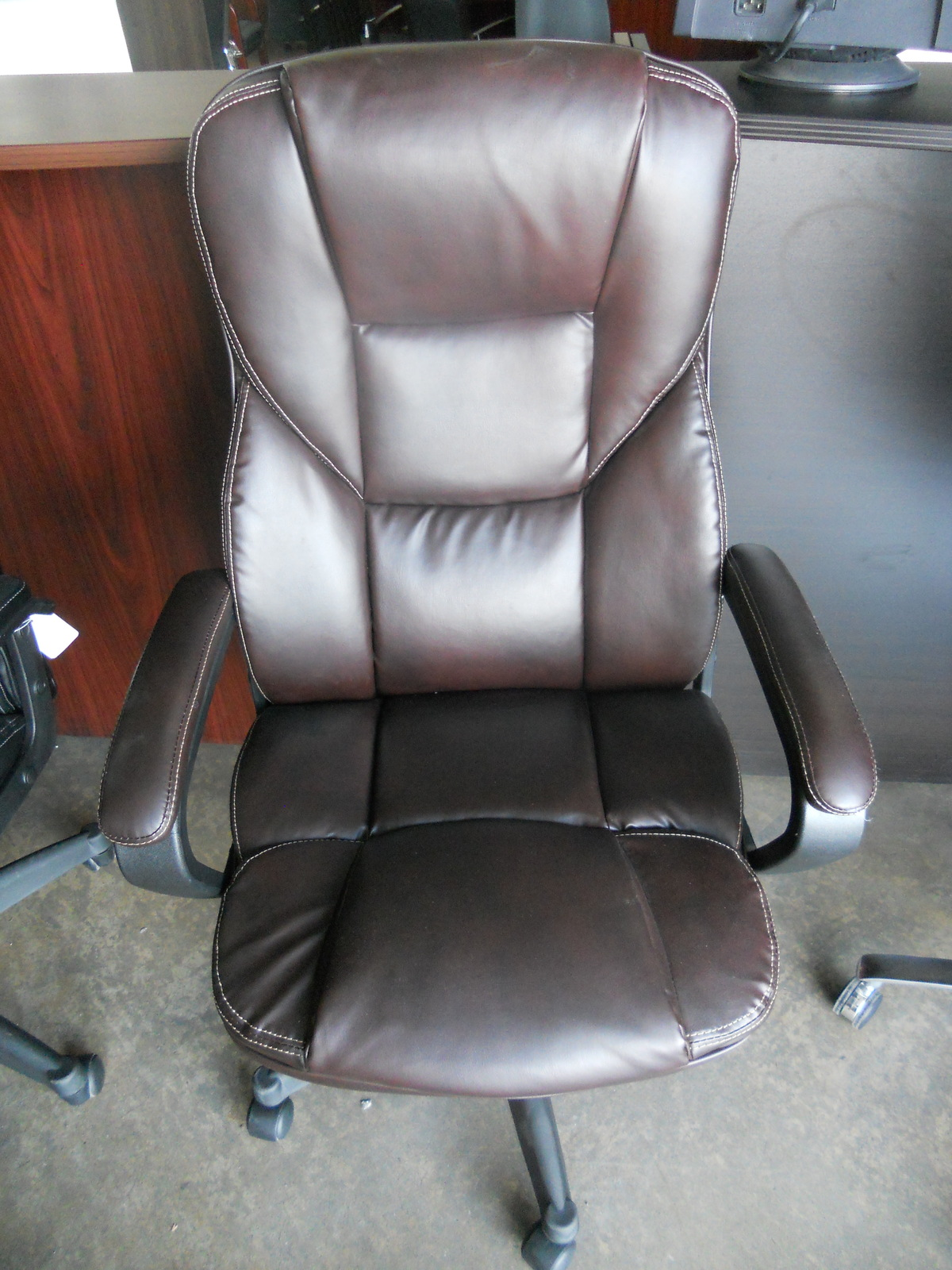 Realspace Fosner High Back Bonded Leather and 19 similar items