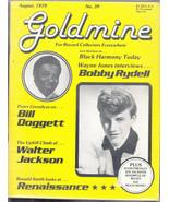 GOLDMINE ~ Magazine #39 Bobby Rydell * - $5.55