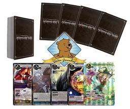 100 Assorted Force of Will TCG Random Card Pack Lot - $9.00