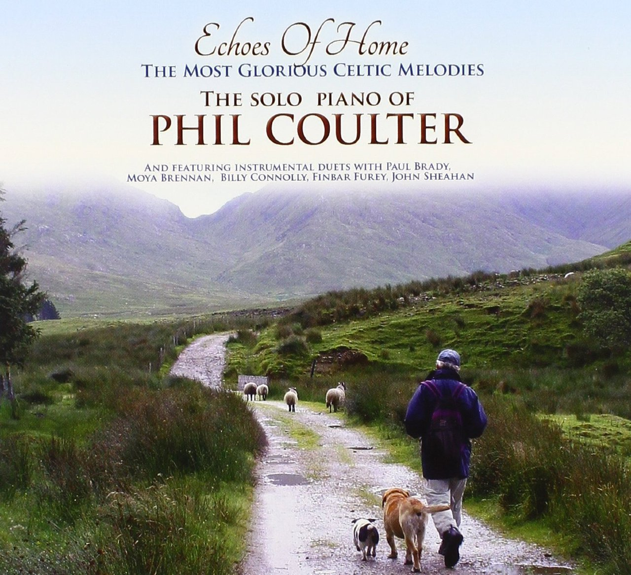 Echoes of home by phil coulter