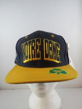 Notre Dame Fighiting Irish Hat (VTG) - Officially Liscened - Adult Snapback - $95.00