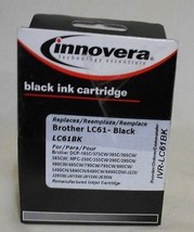 INNOVERA IVR-LC61BK Replaces Brother LC61-Black Inkjet Cartridge - $12.17