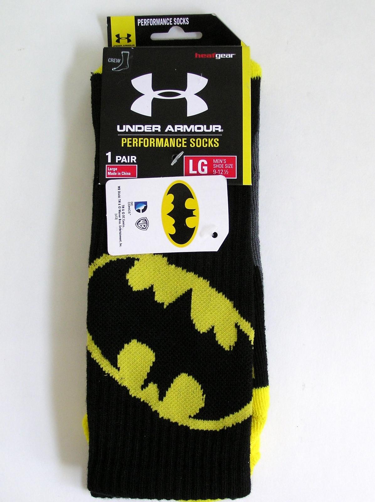 Shoe Sz 1-4 New Youth Under Armour Striker Soccer OTC Sock - Size Large