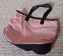 Victoria's Secret pink mini bag makeup purse small handbag tote NEW - $23.23