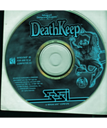 DeathKeep - Computer Game CD For Windows - $6.95