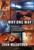 Why One Way? MacArthur, John - $8.76
