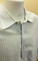 Robert Talbott Best Of Class Long Sleeve Shirt 15 1/2 35 Blue White EXCE... - €14,83 EUR