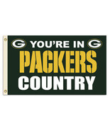 NFL Green Bay Packers Country Flag - $21.00