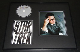 JJ Abrams Signed Framed 16x20 Photo & Star Trek DVD Display JSA J.J. - $142.11