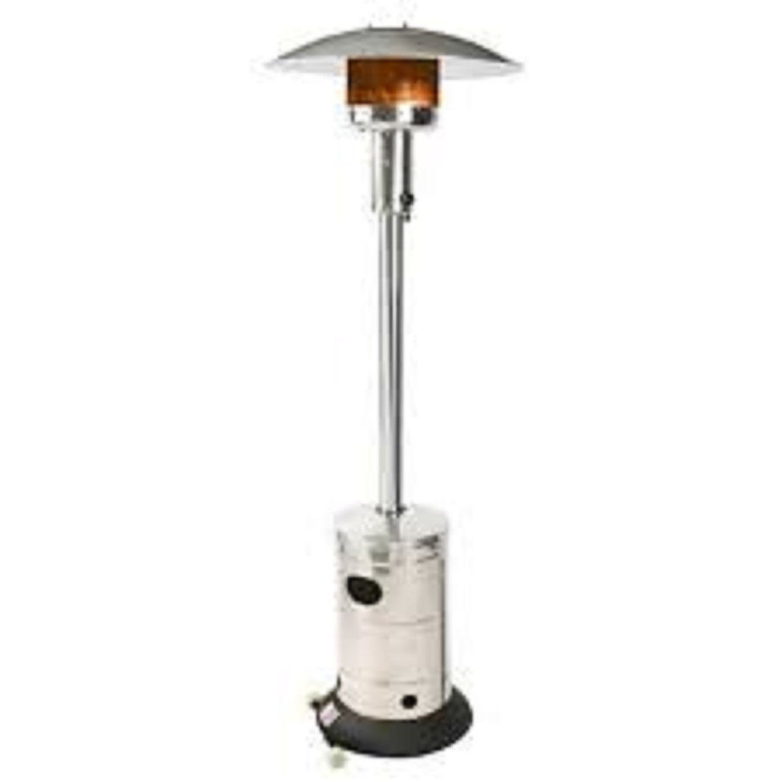 Patio Heater Outdoor Floor Standing Propane Space Living