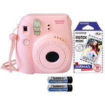 Fujifilm Instax Mini 8 Instant Film Camera Pink... - $86.03