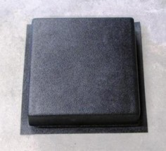 "5 Thick 12x12x3"" Concrete Driveway Paver Molds Make 100s of Pavers or Thin Tiles"