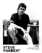 RARE Original Press Photo of Steve Forbert a Po... - $49.49