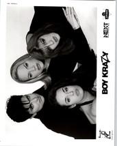 RARE Original Press Photo of Boy Krazy a Pop and Dance Girl Group - $49.49