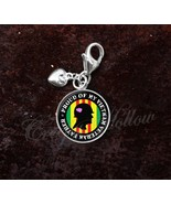 Sterling Silver Charm Proud of Vietnam Veteran Father or Husband - $30.50