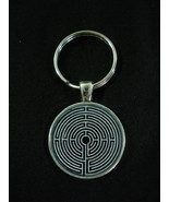 Labyrinth Greek mythology Keychain - $14.00+