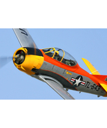 1/144 scale Resin Kit North American T-28A Trojan 643 US Air Force Pilot... - $12.00