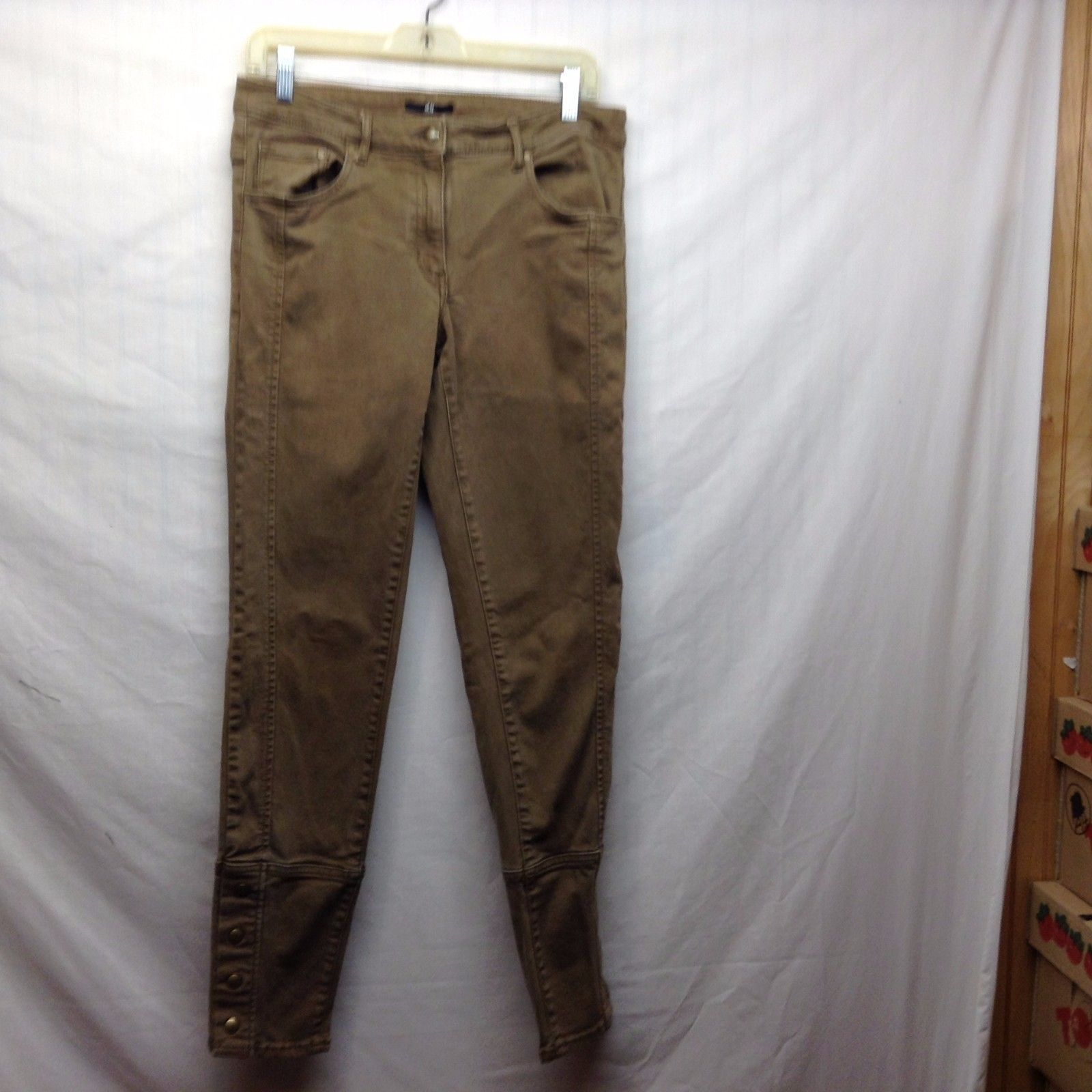 H&M Heavy Weight Cotton Pants Sz 12