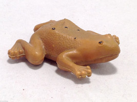 Cute Celluloid Frog Toy Small Vintage Antique Collectible Early 20th Century