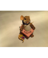 You're a Big Sweet Heart Charming Tails  Great Valentine - $32.66
