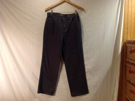 Womens Style and Co. Charcoal Gray Denim Jeans, Size 6 Short