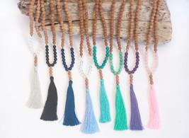 ॐ Wholesale Set Of 16 Necklaces ~ 108 Mala Bead... - $260.00