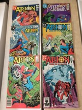 Arion Lord Of Atlantis 9 10 11 13 17 18 DC Comic Book Lot Of 6 VF Condit... - $5.99