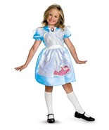 "Girl's ""Alice"" Disney Classic Alice in Wonderland Costume - $29.36 CAD"