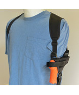 Shoulder Holster for S&W BODYGUARD 380 Pistol with or without Laser - $24.70
