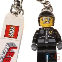 THE LEGO MOVIE Bad Cop Keychain Keyring - 850896 - $7.69