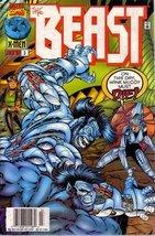 The Beast, Vol 1 #3 [Comic] [Jan 01, 1997] MARVEL - €3,19 EUR
