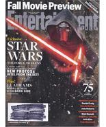 ADAM DRIVER is KYLO REN STAR WARS The Force Awakens Entertainment Weekly... - $5.95