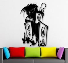 Wall Stickers Vinyl Decal DJ Night Club Music Line Array (ig1759) - $28.04