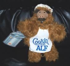 Alien Cookin' with Alf in Chef Hat Plush Body Hand Puppet - $6.99