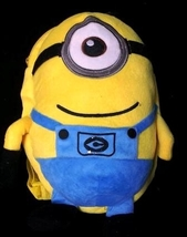 New Despicable Me the Minions Single eye Cosplay Cotton HandBag Backpack... - €9,06 EUR