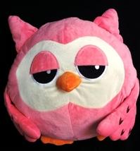 New and Cute Line App Pink Fighting Birzzle Pandora Plushy Toy 41cmx31cm - £9.88 GBP