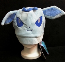 Newest Nintendo Creature Pokémon Character Baby Blue Glaceon Unisex Cosplay Plus - $7.99