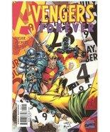 Avengers Forever #5 (Past Imperfect...Future Tense!) [Comic] [Jan 01, 19... - $3.91