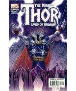 "Thor #54 ""Beginning of the Church of Thor"" [Comic] [Jan 01, 2002] D.J. - $5.29"