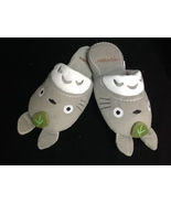 Japanese Cartoon Totoro Anime Warm Cutie Unisex Cosplay Adult Slippers 2... - $9.99