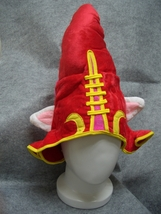 New League of Legends LOL LuLu Anime Hat Rave Beanie Cap Furry Plush Cos... - £10.11 GBP