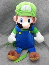 Super Mario Bros Cute Anime Animal Furry Plush HandBag Backpack Bag Scho... - €12,26 EUR