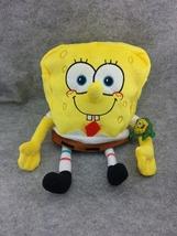 Nickelodeon Spongebob Squarepants Anime Furry Plush HandBag Backpack Sch... - €12,41 EUR