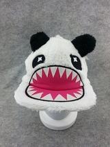 Cute Winter Warm Hat Beanie Cap Soft Plush Cool Panda White Cosplay Cap ... - €8,76 EUR