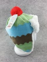 Cute Winter Warm Hat Beanie Cap Soft Plush Cold Weather Knit Warm Ski Ha... - €8,86 EUR