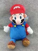 Super Mario Bros Cute Anime Animal Furry Plush HandBag Backpack Bag Scho... - €12,41 EUR