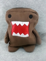 Domo Kun Cute Kawaii Anime Animal Furry Plush HandBag Backpack Bag Schoo... - €12,30 EUR